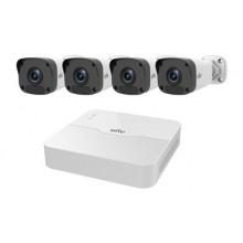 KIT/301-04LB-P4/4*2122LR3-PF40-D комплект видеонаблюдения