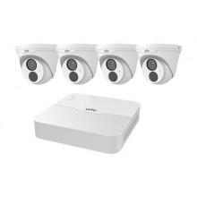 KIT/301-08LB-P8/4*3612LR3-PF28-D комплект видеонаблюдения