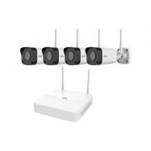 KIT/NVR301-08LS2-W/4*IPC2122LR3-F40W-E комплект видеонаблюдения WiFi