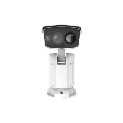 TIC7632EL-F75-2X55G поворотная тепловизионная IP видеокамера